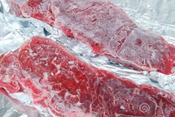 Invincible opponent of chilled meat——915 Microwave thawing equipment