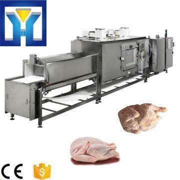 High Effect High Quality Chicken Pork Microwave Unfreezing Machine