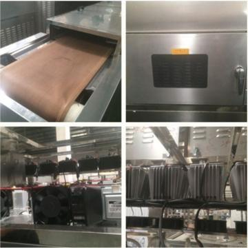 High Quality Tunnel Microwave Meat Thawing Machine
