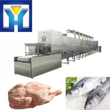 High Quality 100KW Frozen Meat Microwave Thawing Machine