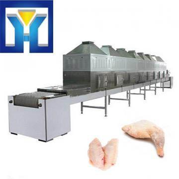 Frozen Meat Microwave thawing machine for slaughterhouse