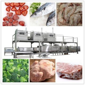 25KW New Condition Food Thawing Machinery Microwave Chicken/beef Unfreeze Machine