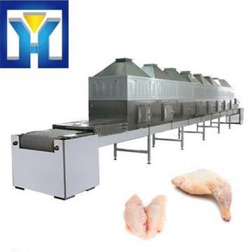 2019 Hot Sale Low Price Microwave Thawing Equipment For Frozen Meat