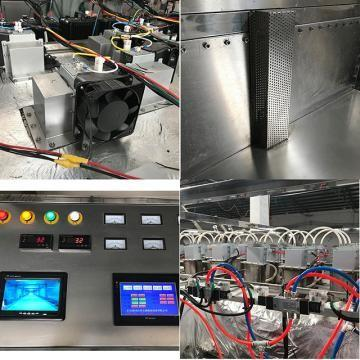60KW Automatic Microwave Thawing Equipment For Chicken
