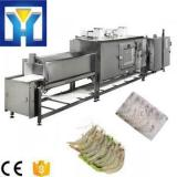 Professional Frozen Meat Chicken Sea Food Microwave Quick Defrosting Machine