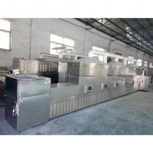 Low Price High quality all stainless steel poultry meat microwave thawing machine #3 image